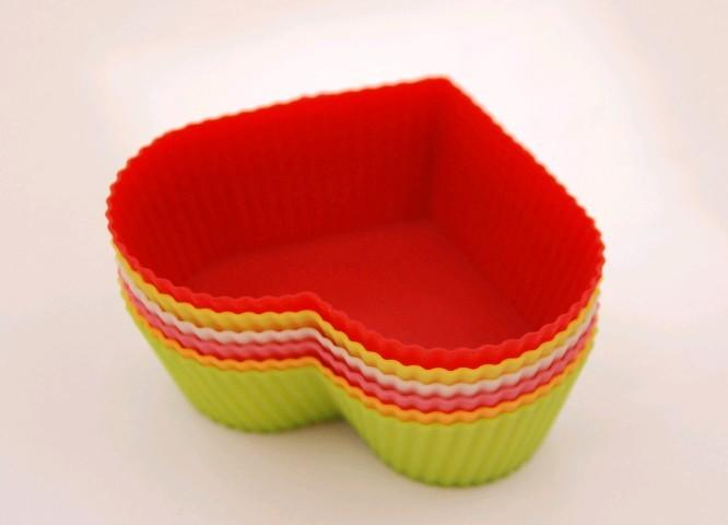 Factory Wholesale Silicone Muffin Cupcake Mold