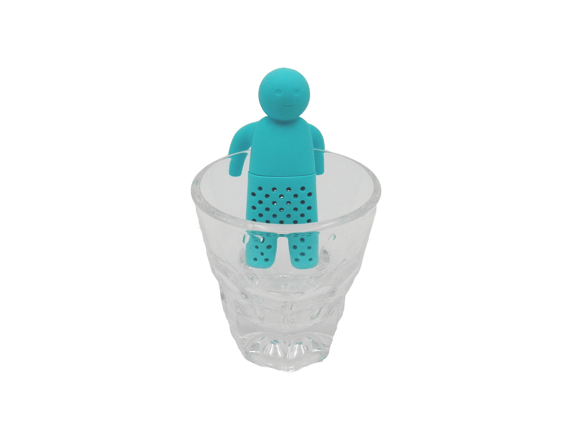 Silicone Tea Infuser for Loose Leaf Tea Non-toxic Tea Filters Tea Cup Strainer Kitchen Accessories