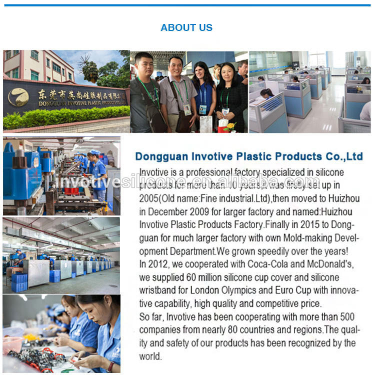 New silicone products Guangdong factory for trade company