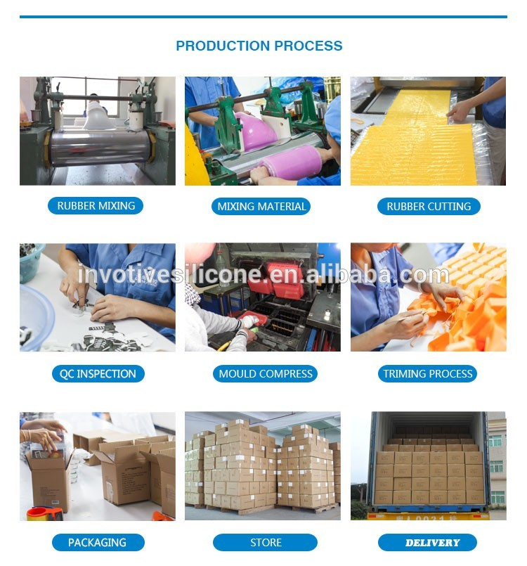 Invotive High-quality silicone oven mitts supply for freezer-5
