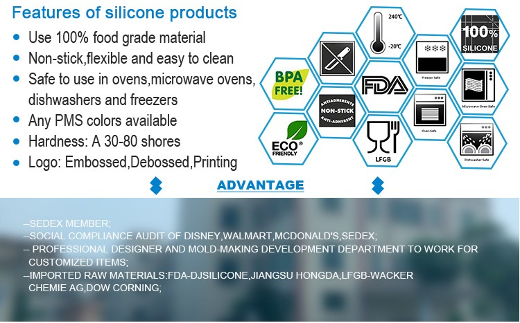 Invotive Guangdong silicone products factory for global market-9