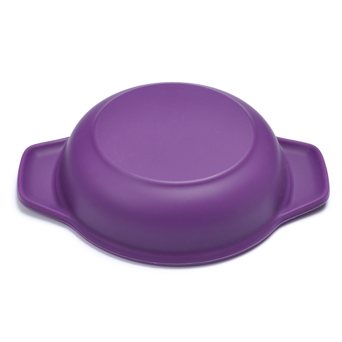 Silicone Pet Bowl Food Tray Food Container-4