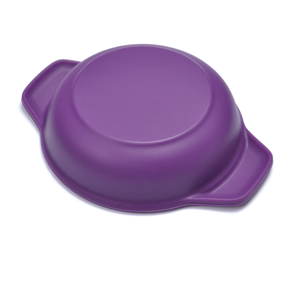 Silicone Pet Bowl Food Tray Food Container