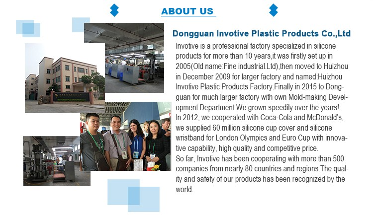 Invotive Guangdong silicone products factory for trade company-11
