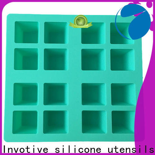 Invotive lids silicone cube mold factory