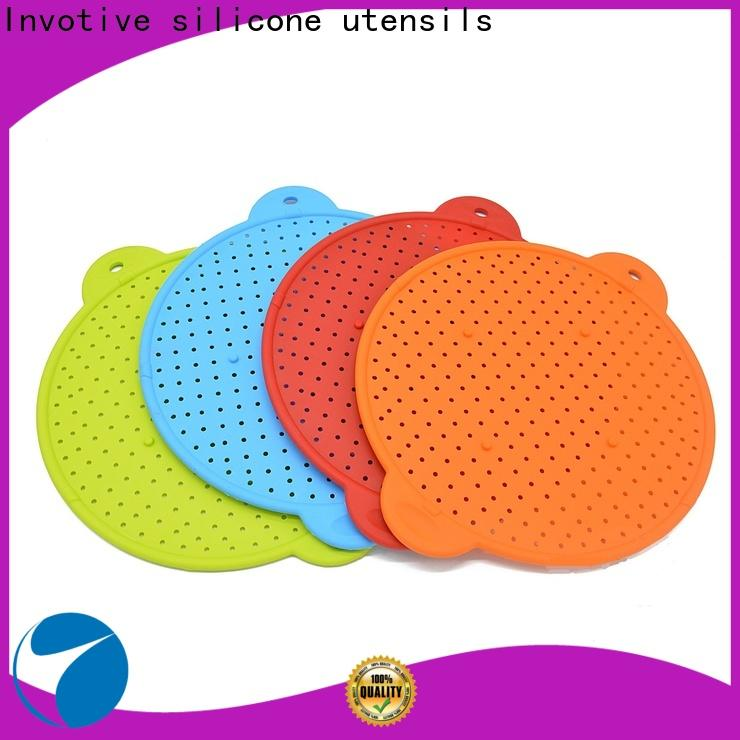 High-quality silicone mat colorful factory for importer