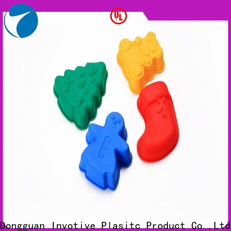 Invotive Best Silicone baking mold supply for kids