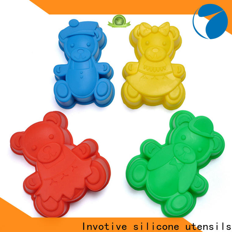 Invotive High-quality Silicone baking mold supply for kids