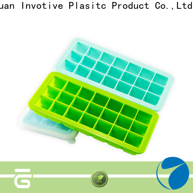 Invotive ice silicone tray manufacturers