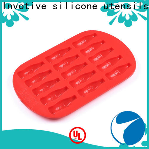 New silicone ice cube easy manufacturers for children