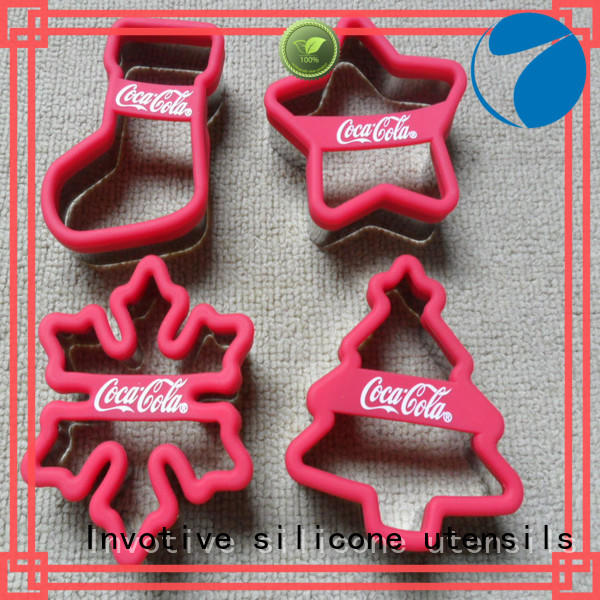 colorful silicone items for Christmas manufacturer for Christmas