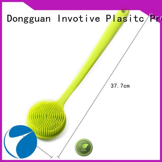 Invotive massage silicone brush company for global market