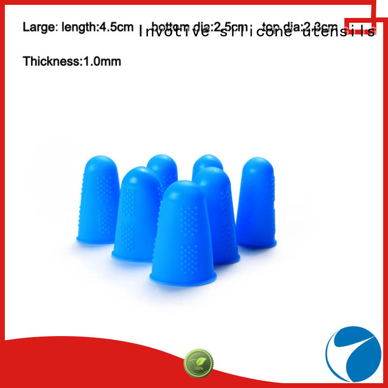 Invotive New silicone finger tips manufacturers for global market