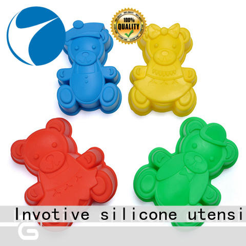 Invotive Dongguan Silicone baking mold manufacturers for kids