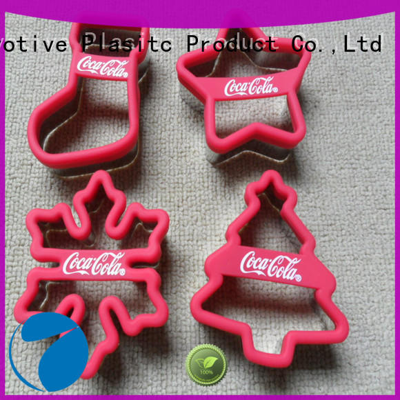 Custom silicone items for Christmas non-toxic suppliers for Christmas