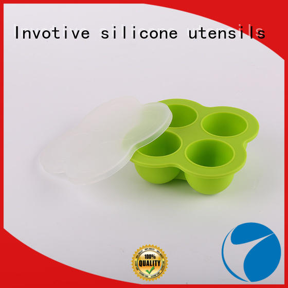 Invotive food silicone baby products factory for toddlers