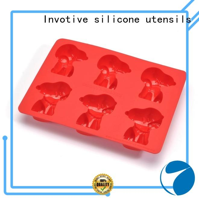 Dog Silicone Ice Cube Maker Jelly Chocolate candy Cake Mold Tray