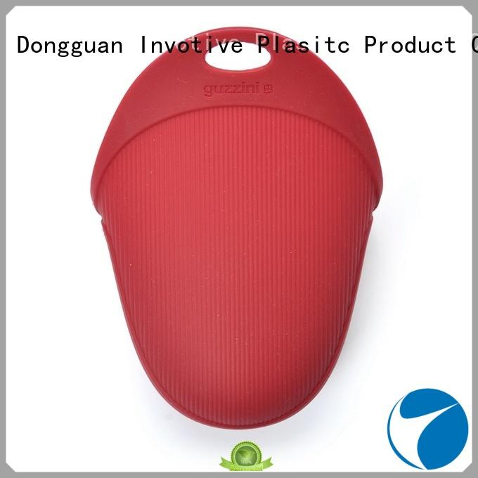 silicone oven mitts China company for pan