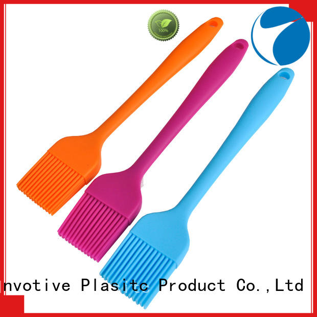High quality Non-stick BBQ Brush Baking Tools Silicone Oil Cooking Brush