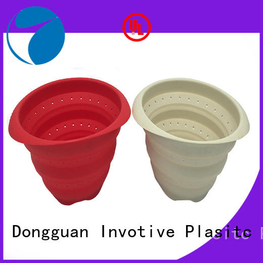 silicone bowl with lid stainless for global market Invotive