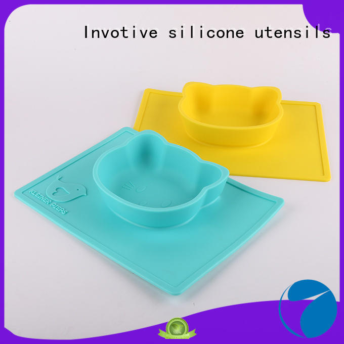 Invotive cute silicone spoon suppliers for global market