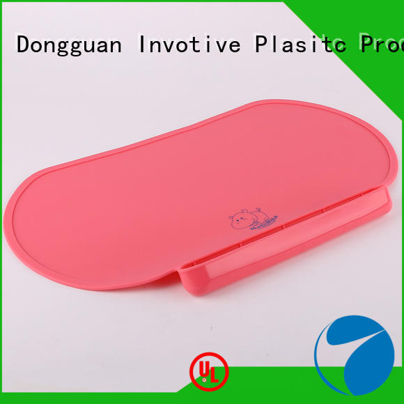 cute silicone bib supplier for trade company Invotive
