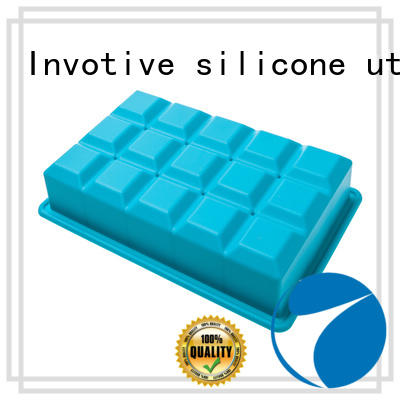 tray silicone cube tray 3cm for children Invotive