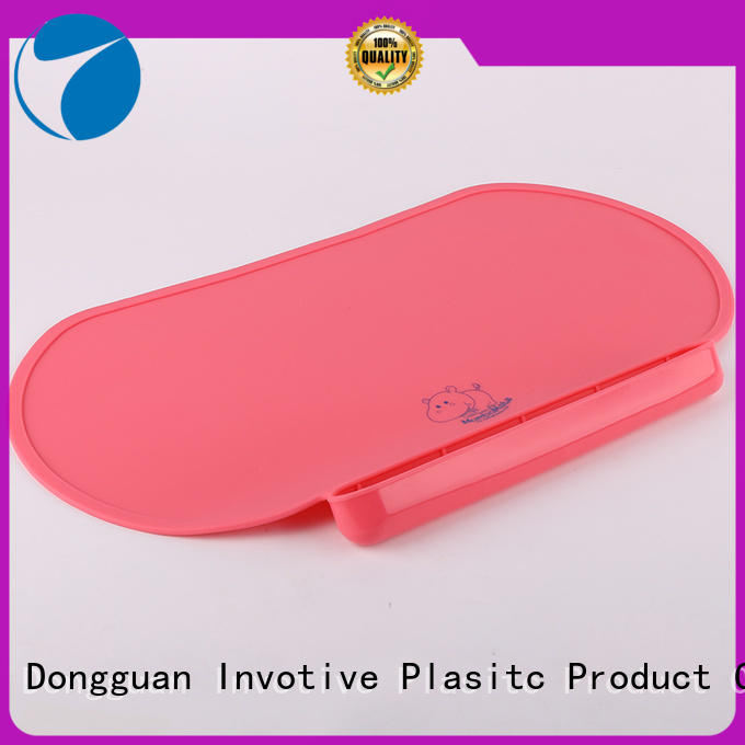cute silicone tableware cute for global market Invotive
