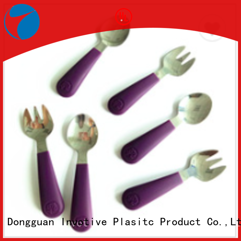spoon quality OEM silicone placemats Invotive