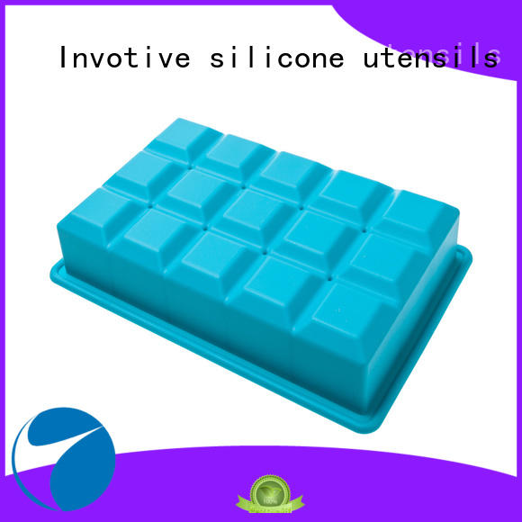 Invotive freezer silicone tray factory for wholesale