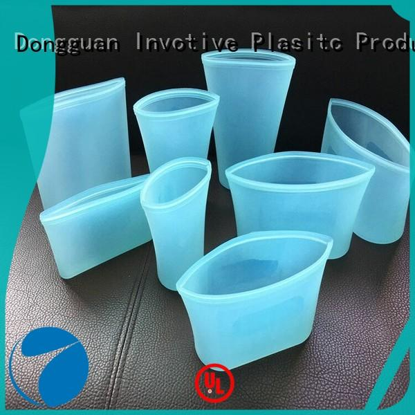 Invotive ziplock silicone bag factory for trade company