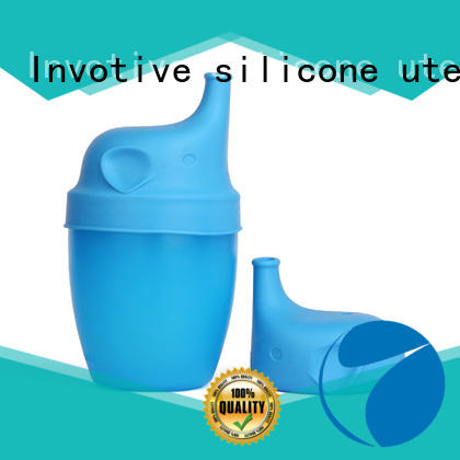 Invotive dishwasher silicone baby products wholesale for toddlers