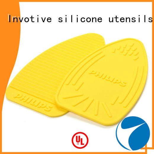 Invotive waterproof silicone coaster more buying choices for importer