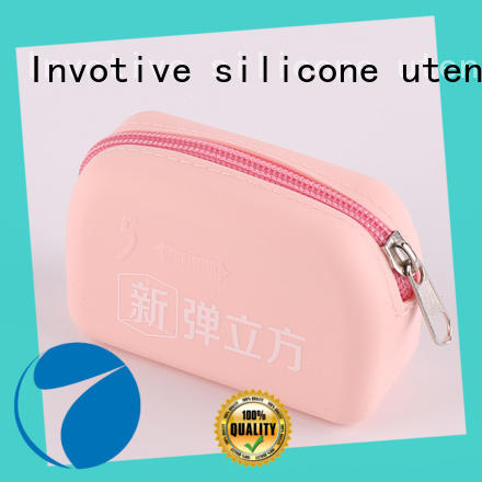 Invotive China reusable snack bags storage for global market