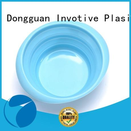 Invotive space-saving silicone bowl from China for food prep