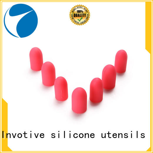 Heat Resistant Anti-slip Silicone Finger Tips Finger Cots