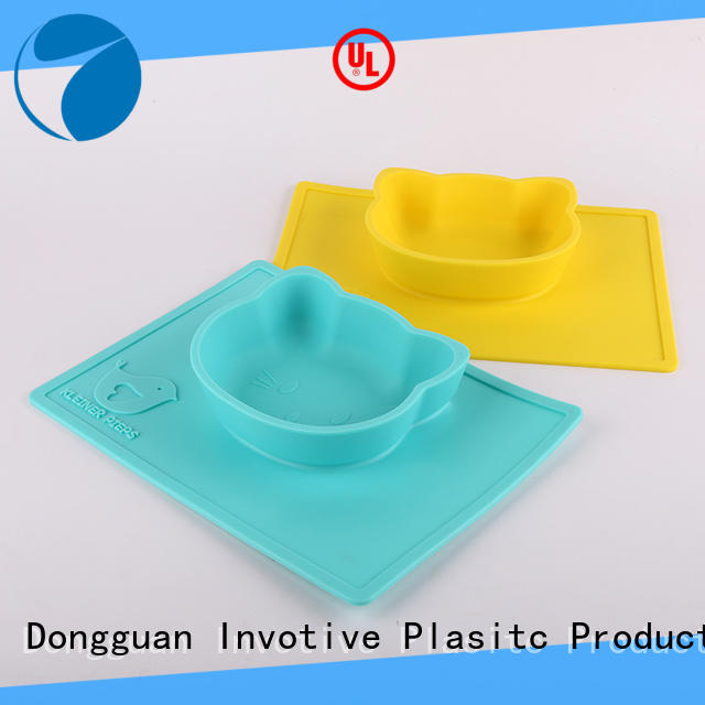 Invotive cute silicone spatula factory for trade company
