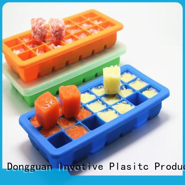 Invotive customized silicone placemat factory for kids