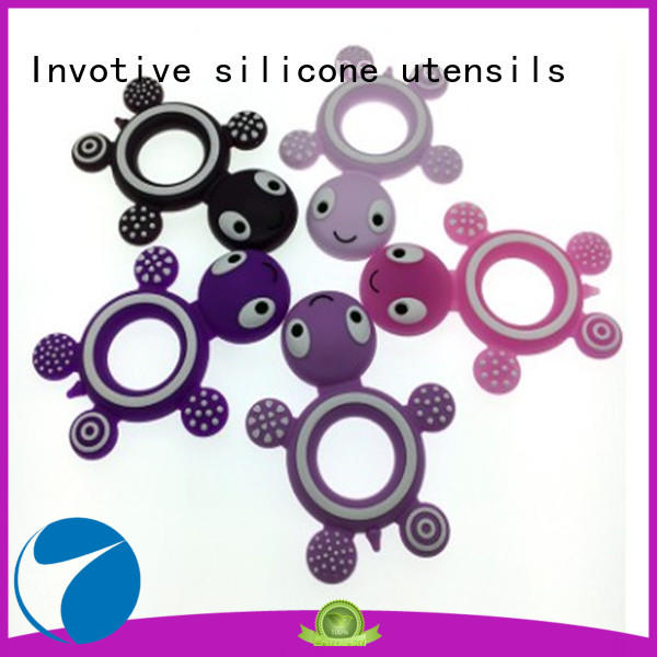 Invotive food grade teether for business for trade partner
