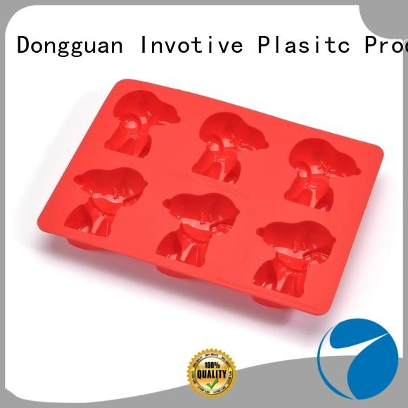 Invotive Dongguan Silicone baking mold supply for toddlers