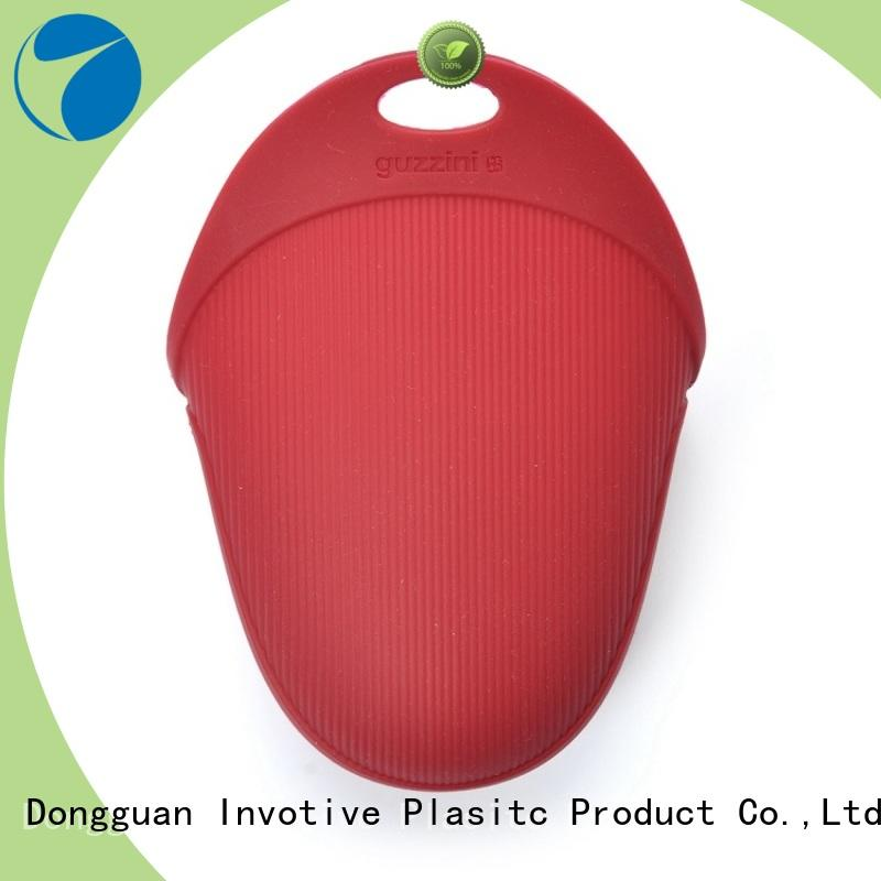 Invotive New silicone oven mitts for sale for pan