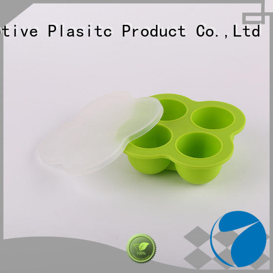 Sedex 4 P factory silicone 4 cups baby food storage box
