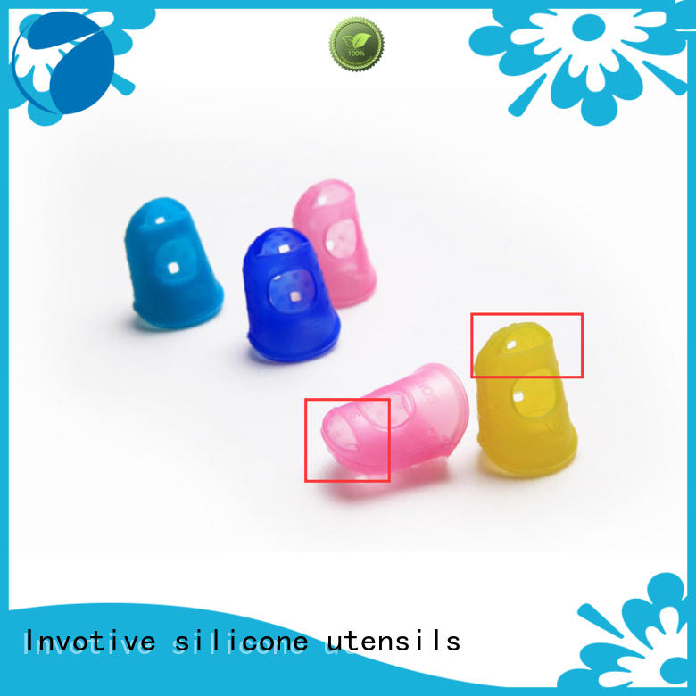 Invotive Asia silicone finger caps manufacturer for global market