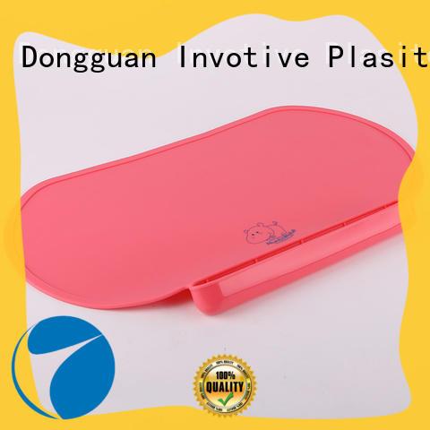 cute waterproof silicone bib supplier for trade company Invotive