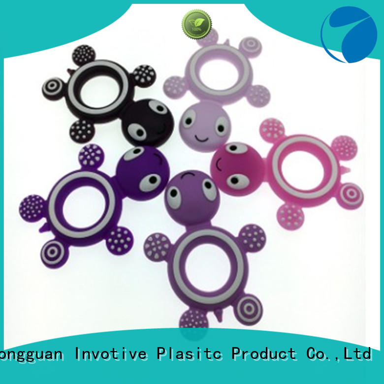 Invotive monkey silicone teether suppliers for trade partner
