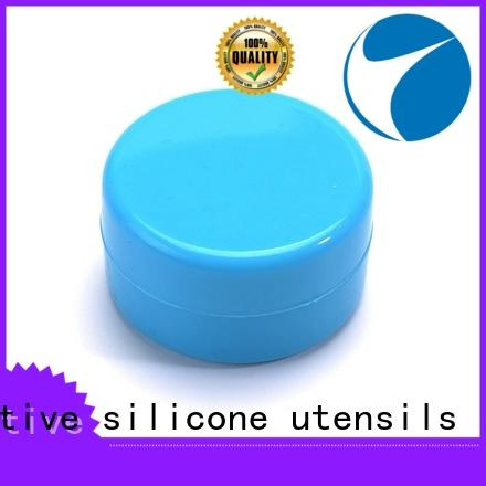 round shapesilicone dab product100% qualitywholesale for concentrate
