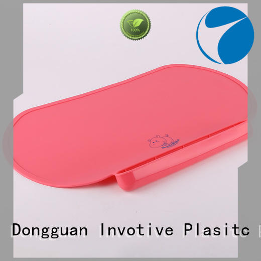 Invotive New silicone placemats supply for global market
