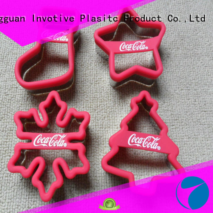 BPA-free silicone items for Christmas manufacturer for Christmas Invotive