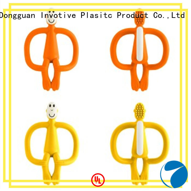 Invotive toys teether suppliers for toddler