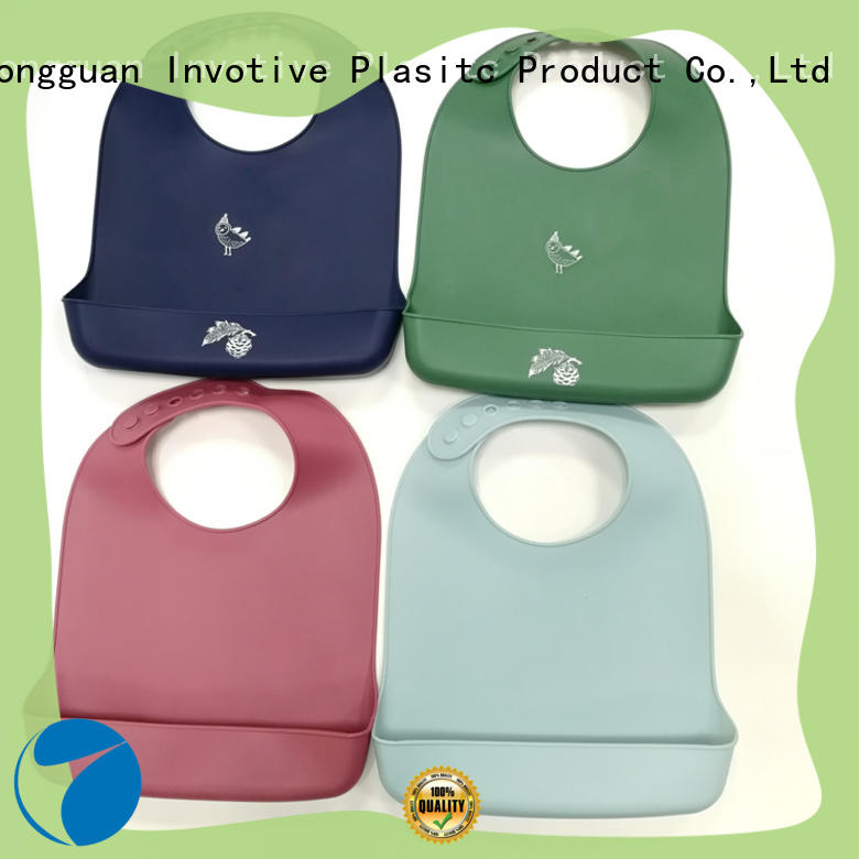 Invotive New silicone baby products company for toddlers